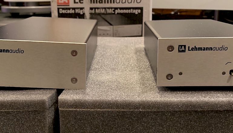 Image of Used  Lehmann Audio Decade  for sale