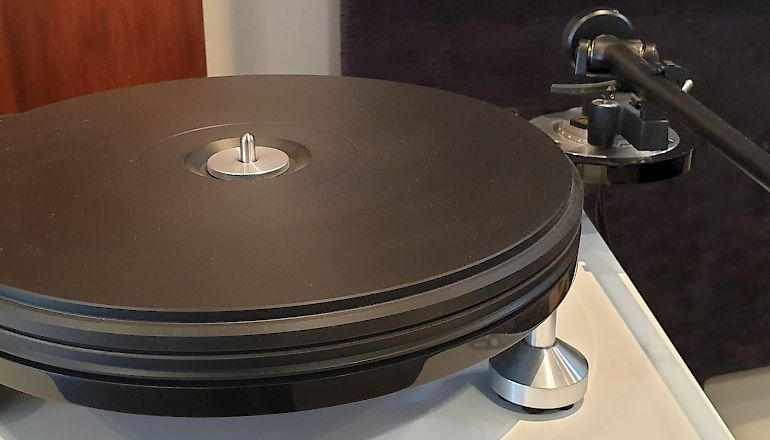 Image of Ex-demo  Michell Tecnodec inc OEM202 tonearm  for sale