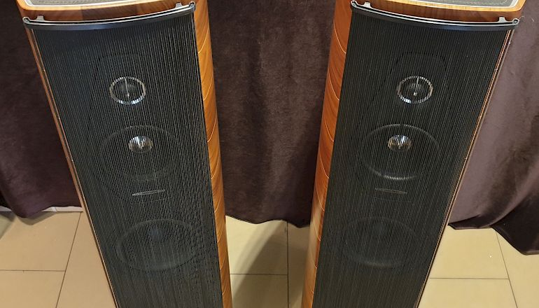 Image of Ex-demo  Sonus Faber Olympica II  for sale