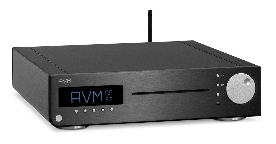 Picture of AVM Inspiration CS 2.2 Streaming CD Receiver