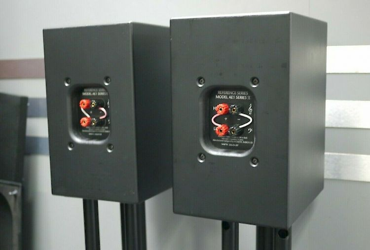 Image of Acoustic Energy AE1 Series II Standmount Speakers For sale at iDreamAV