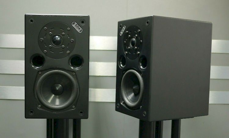 Thumbnail Image of Acoustic Energy AE1 Series II Standmount Speakers For sale at iDreamAV