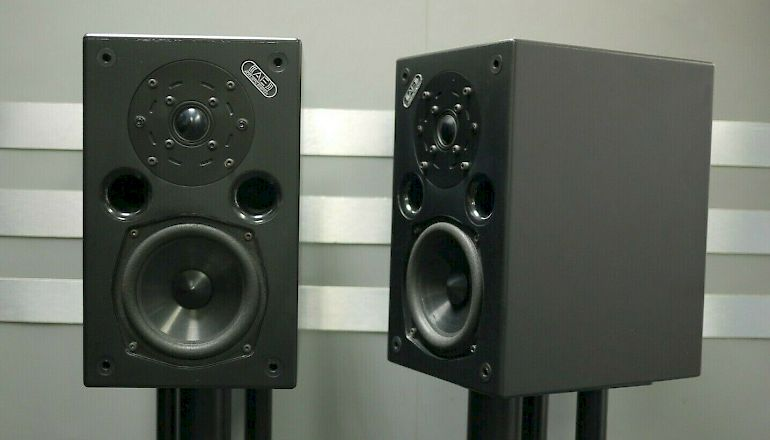 Image of Used  Acoustic Energy AE1 Series II Standmount Speakers  for sale