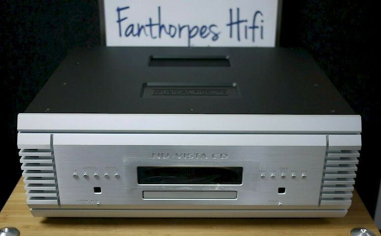Thumbnail Image of Musical Fidelity Nu-Vista CD Player For sale at iDreamAV