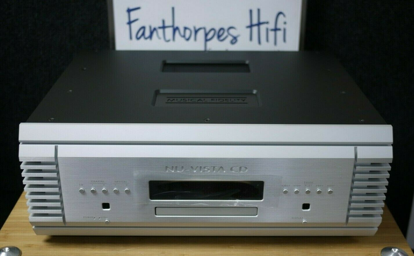 Picture of Musical Fidelity Nu-Vista CD Player