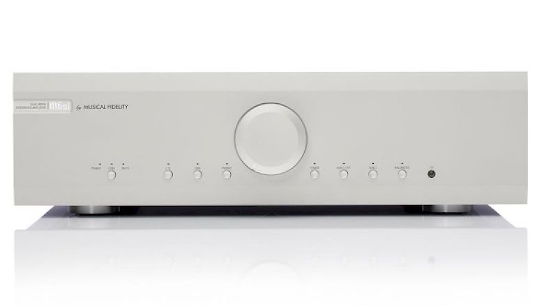 Image of Ex-demo  Musical Fidelity M6si Amplifier  for sale