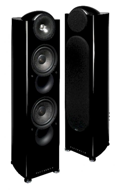 Thumbnail Image of KEF Reference 205/2 Floorstanding Speakers Satin Black (Pre-Owned) For sale at iDreamAV