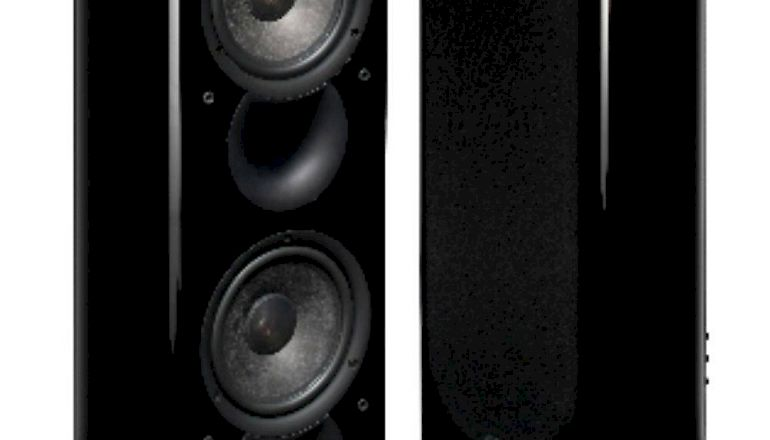 Image of Used  KEF Reference 205/2 Floorstanding Speakers Satin Black (Pre-Owned)  for sale