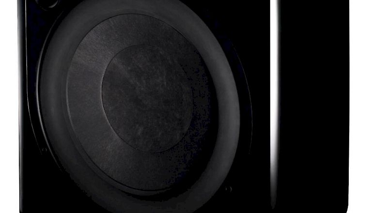 Image of Used  KEF Reference 208 Subwoofer Satin Black (Pre-Owned)  for sale