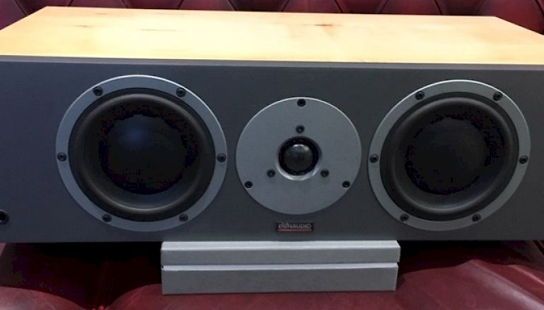Image of Used  Dynaudio Audience122 Centre Speaker  for sale