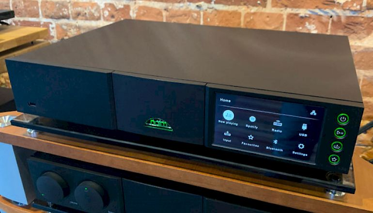 Image of Ex-demo  Naim ND555 Network Player  for sale
