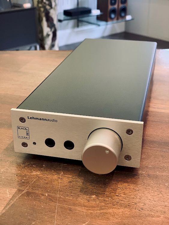 Thumbnail Image of Lehmann Audio Black Cube Linear For sale at iDreamAV