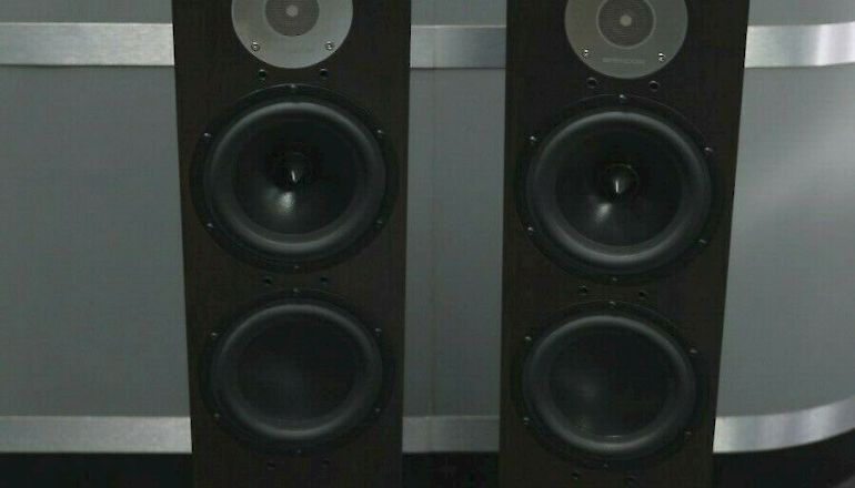 Image of Used  Spendor D7 Floorstanding Speakers  for sale