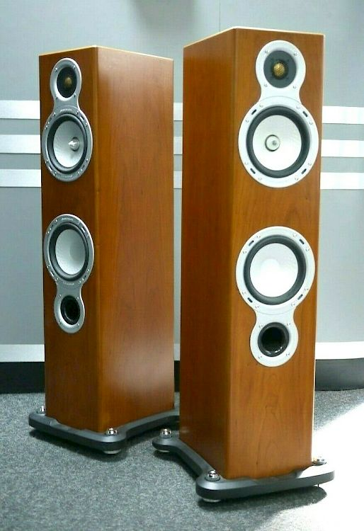Thumbnail Image of Monitor Audio Gold GS20 Floorstanding Speakers For sale at iDreamAV