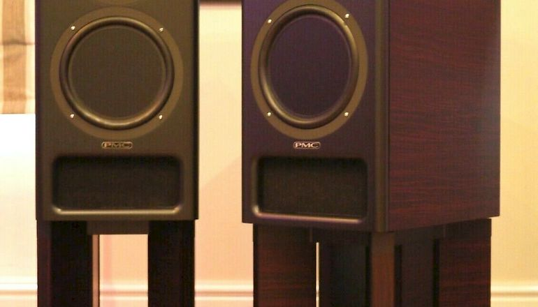 Image of Used  PMC IB2 SE Speakers  for sale