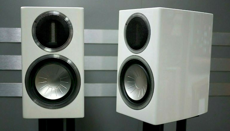Image of Used  Monitor Audio GX50 Standmount Speakers  for sale