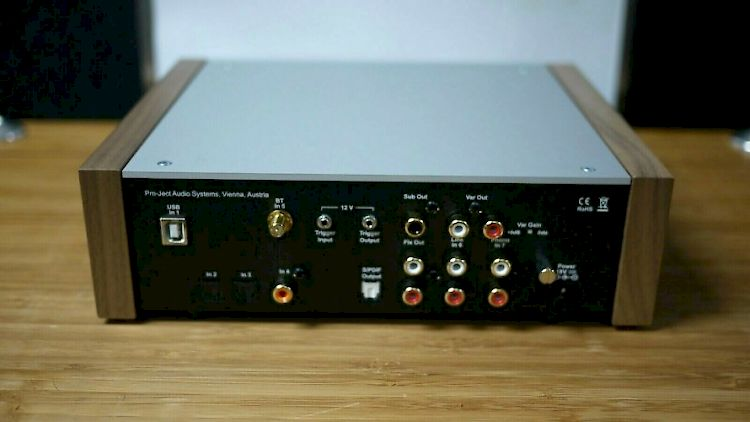 Image of Pro-ject Pre-Box DS2 Digital Pre-Amplifier For sale at iDreamAV
