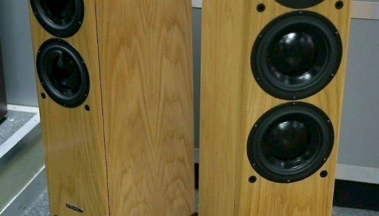 Image of Used  PMC PB1i Floorstanding Speakers  for sale