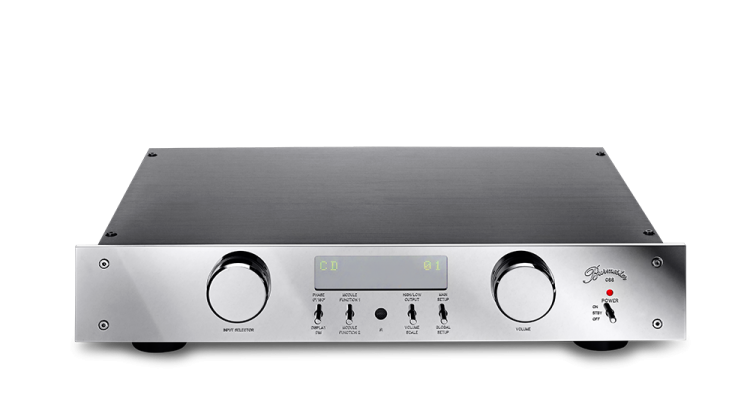Thumbnail Image of Burmester 088 Top line Pre Amplifier with MC Phono module fitted For sale at iDreamAV