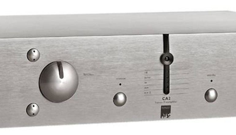 Image of Used  ATC CA2 Pre Amplifier MK2 Silver (Pre-Owned)  for sale