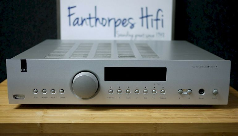 Image of Used  Arcam FMJ A22 Integrated Amplifier  for sale