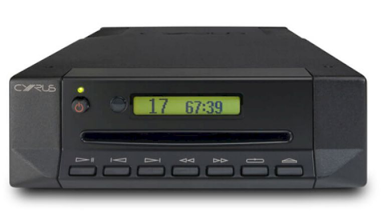 Image of Used  Cyrus CDi CD Player Brushed Black (Pre-Owned)  for sale