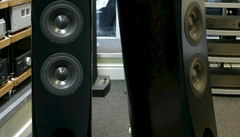 Image of Used  Pioneer S-1EX Reference Floorstanding Speakers  for sale