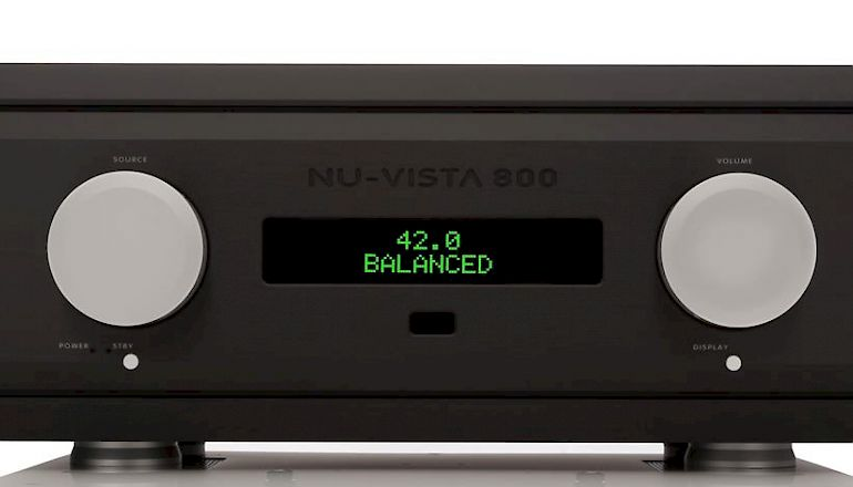Image of Ex-demo  Musical Fidelity Nu-Vista 800 Amplifier  for sale