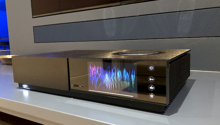 Image of Ex-demo  Naim Uniti Nova  for sale