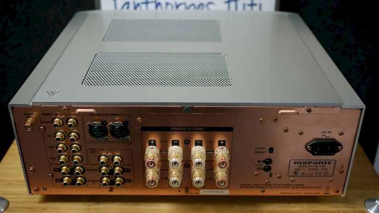Image of Marantz PM-11S2 Reference Series Integrated Amplifier For sale at iDreamAV