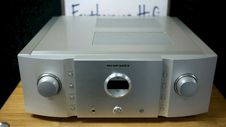 Thumbnail Image of Marantz PM-11S2 Reference Series Integrated Amplifier For sale at iDreamAV