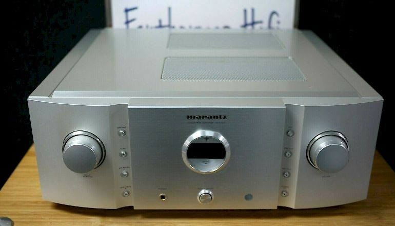 Image of Used  Marantz PM-11S2 Reference Series Integrated Amplifier  for sale