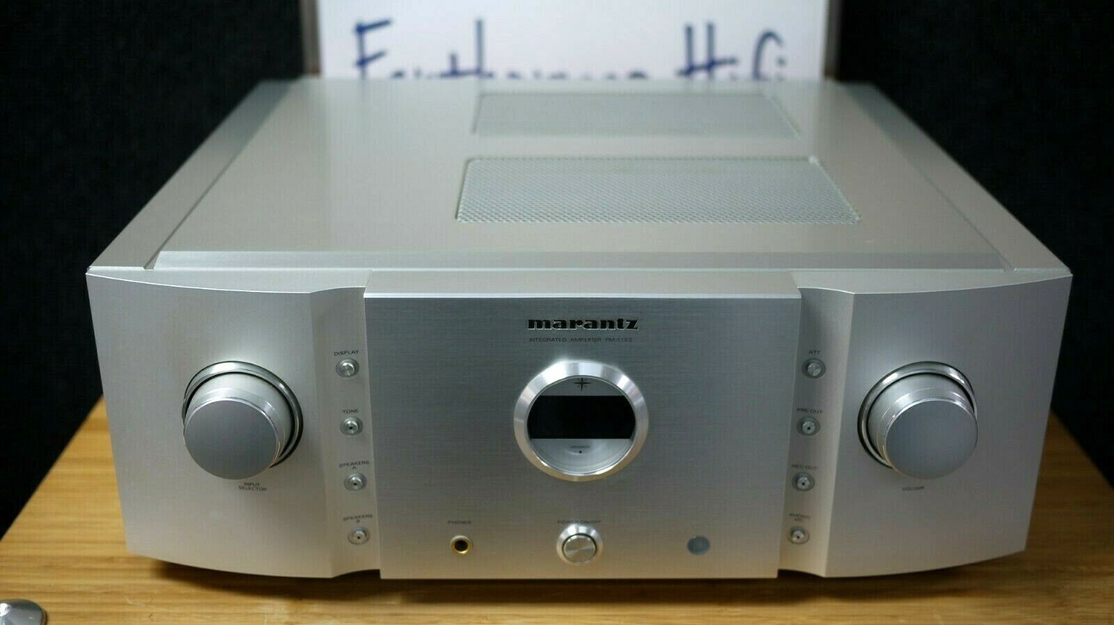 Picture of Marantz PM-11S2 Reference Series Integrated Amplifier