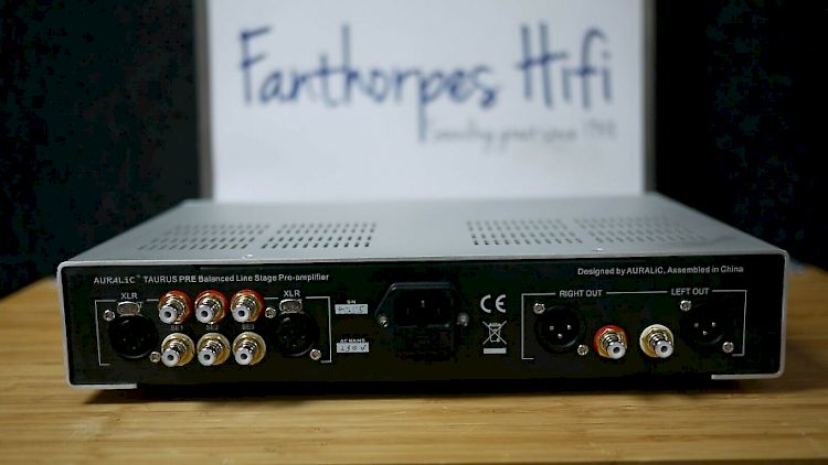 Image of Auralic Taurus Pre-Amplifier For sale at iDreamAV