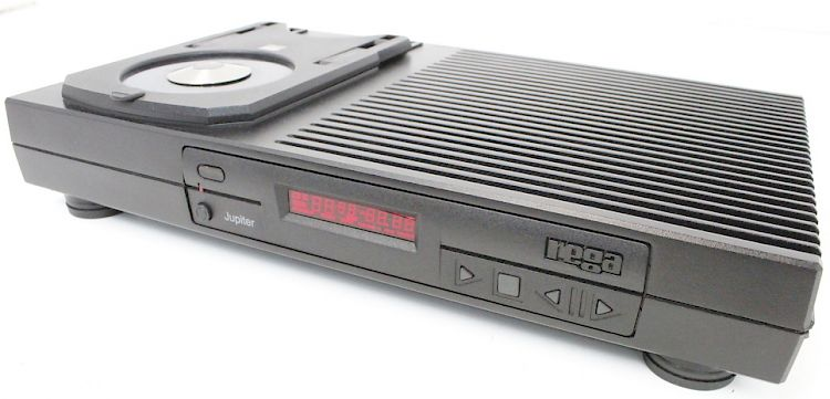 Thumbnail Image of Rega Jupiter CD Player Black (Pre-Owned) For sale at iDreamAV