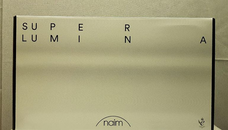 Image of Ex-demo  Naim Super Lumina 7m Pair  for sale