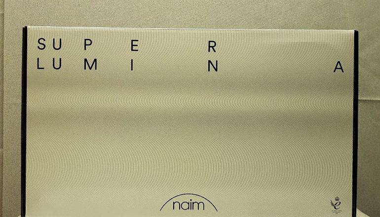 Image of Ex-demo  Naim Super Lumina 7m Pair  for sale