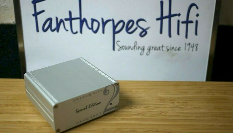 Image of Used  Graham Slee Gram Amp 2 SE Phono Stage  for sale