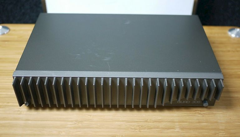Image of Used  Quad 306 Power Amplifier  for sale