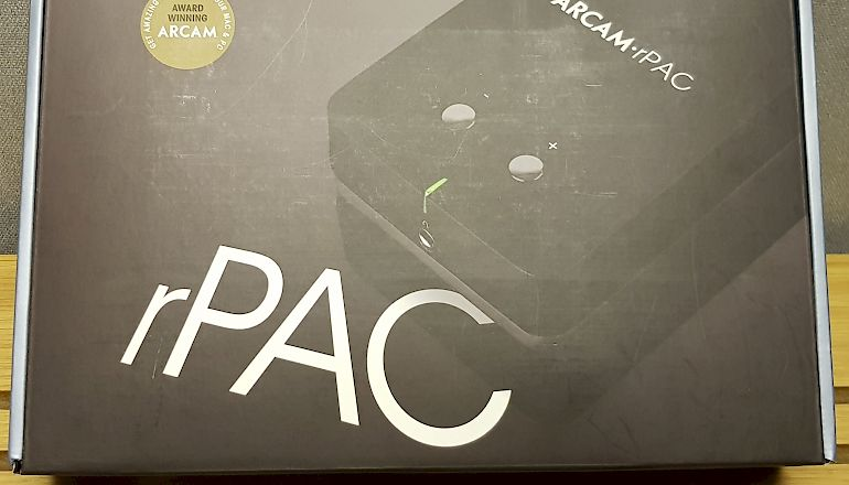 Image of   Arcam rPAC  for sale