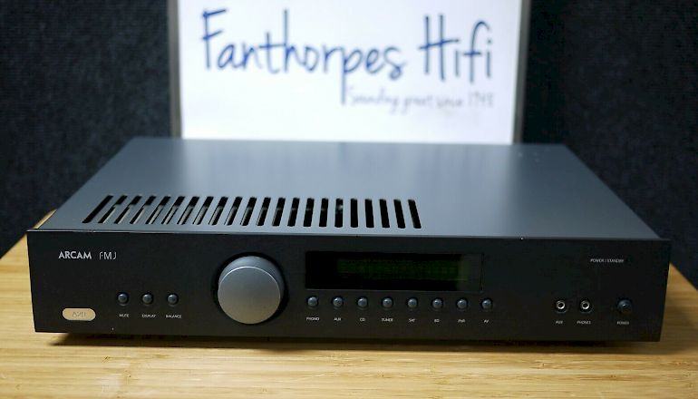 Image of Used  Arcam FMJ A29 Integrated Amplifier  for sale