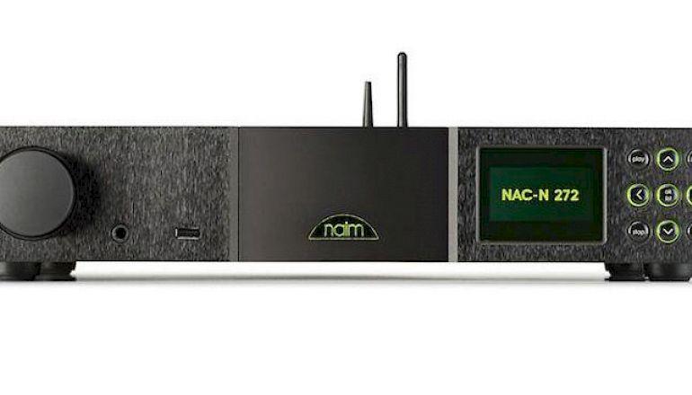Image of Used  Naim NAIM NAC-N 272 Pre-amplifier / Streamer  for sale