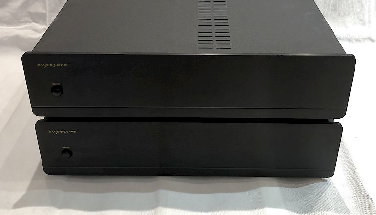 Image of Used  Exposure 5010 Mono Power Amplifier  for sale