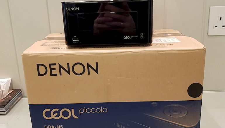 Image of Ex-demo  Denon DRA-N5 CEOL Piccolo  for sale