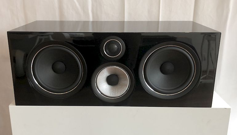 Image of Ex-demo  Bowers & Wilkins HTM71 S2  for sale