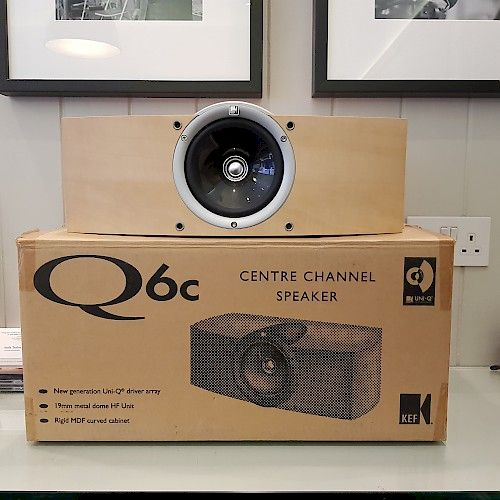 Image of KEF Q6C For sale at iDreamAV