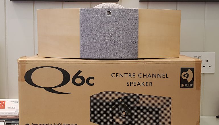 Image of   KEF Q6C  for sale