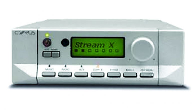 Image of   Cyrus Stream X + N-Remote  for sale