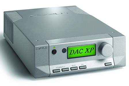 Picture of Cyrus DAC XP+