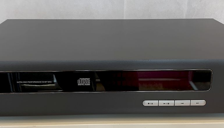 Image of Ex-demo  Arcam CDS50 CD/SACD Network Player  for sale